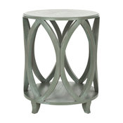 Safavieh Janika Accent Table, French Gray
