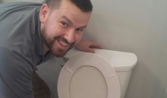 Toilet Repair With a Curious Cat