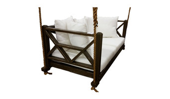 "The ""Seaside"" Bed Swing"