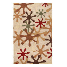 Modern Area Rug Rectangle 12'x15'