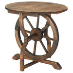 Summerfield Terrace - Wagon Wheel Table - Wagon Wheel Table