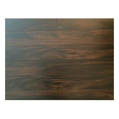 Dekorman Hampshire AC3 Laminate Flooring, 17.26 Sq. ft., Mocha Maple