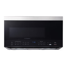 """30"""" Over the Range Microwave Oven with Vent Fan, 1000W, 1.6 Cu. Ft. Capacity"""