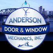 Anderson Door And Window Mechanics Inc
