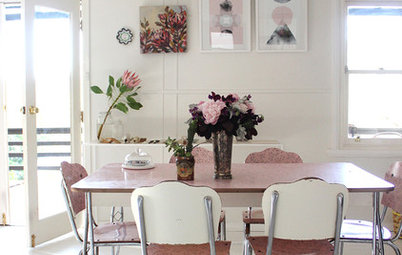 In the Pink: Falling in Love With Romantic Blush