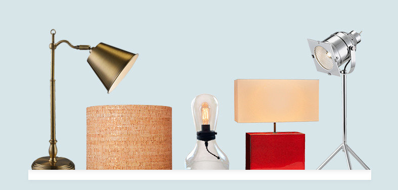 We Know That A Good Lamp Is Hard To Find, So We Pulled Together Some Of Our  Favorite Affordable Desk, Floor And Accent Lamps From The Houzz Shop.