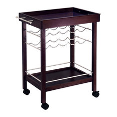 bar carts houzz. Black Bedroom Furniture Sets. Home Design Ideas
