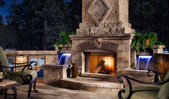 Outdoor Fireplaces by Harmony Outdoor Living