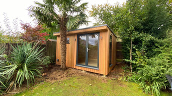 Stoke Bishop Garden Office