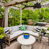 4 Gardens With Spectacular Pergolas and Shade Structures