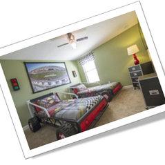 Nascar Bedroom