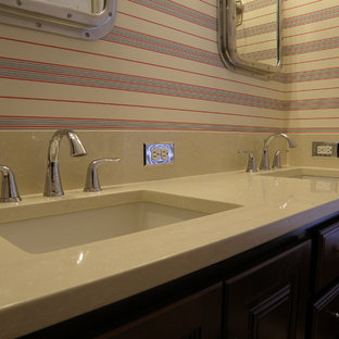 Transitional Home Design Photo In Dc Metro