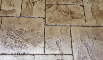 Ashlar Stone patio