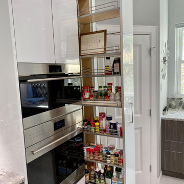 Witt Tall Pull Out Storage