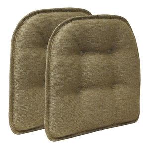 Staten Delightfill Chair Cushion And Lumbar Pillow Set