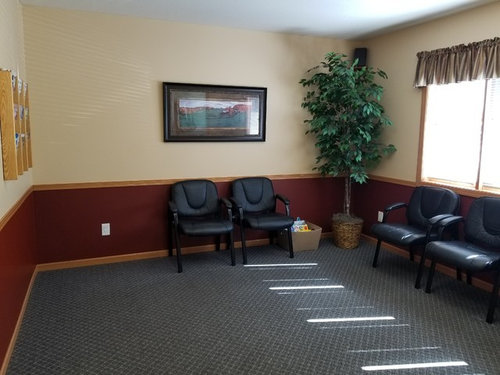 Design Delima Small Office Lobby Revamp Needed But Need Help