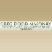 Greg Dodd Masonry's photo