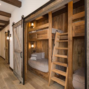 Durango Timber Home, Colorado