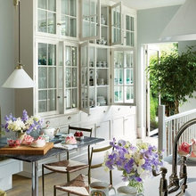 Hamptons style living rooms
