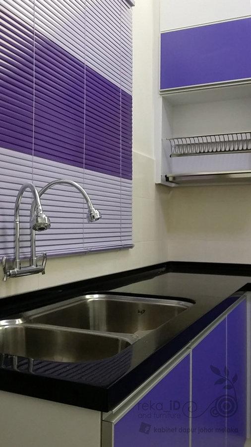 Kc Purple Putih Sri Impian Kluang Kabinet Dapur Johor Melaka