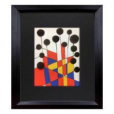 1971 Alexander Calder Original Limited Edition Lithograph