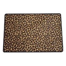 Dean Flooring Company, LLC   Dean Leopard Animal Print 2u0027 X 3u0027 Carpet