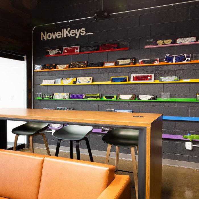 NovelKeys downtown office space