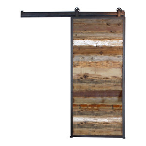 Reclaimed Wood Barn Door