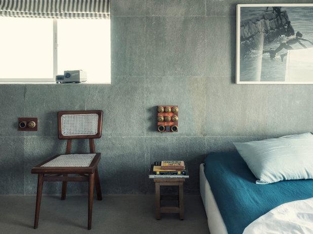 Bedroom by ravi vazirani design studio