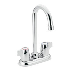 Mn 4903 Chateau 2-Handle Bar Faucet, Chrome