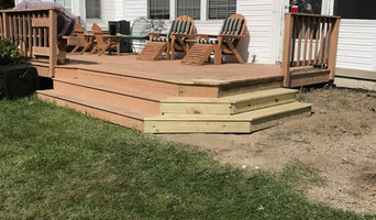 After-New Deck Steps