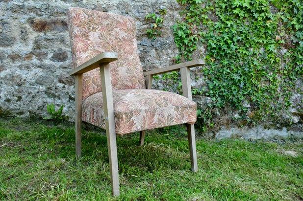 comment retapisser un fauteuil soimme comment recouvrir un fauteuil comment tapisser une chaise. Black Bedroom Furniture Sets. Home Design Ideas