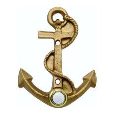 Anchor Door Bell, Lux Gold