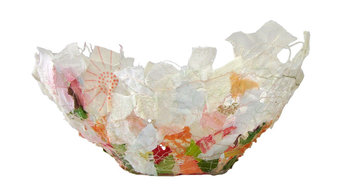 Delicate Fabric Bowl