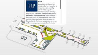 Proyecto de ingeniería para local comercial en Aeropuerto Málaga GAP