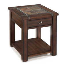Beau Magnussen Home Furnishings   Roanoke Rectangular End Table   Side Tables  And End Tables