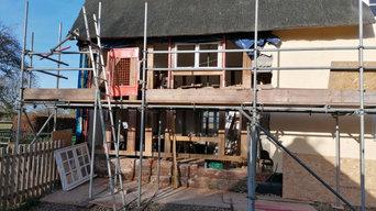 Timber frame restoration