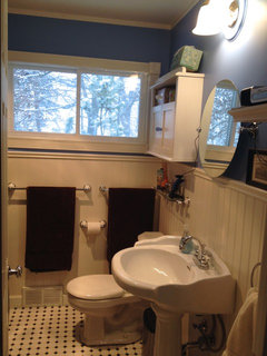 Your bathroom 39 s best feature for Best bathroom features