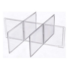 Drawer Dividers for Small Clothing Storage Drawer