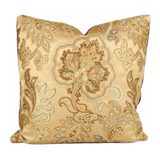 Bloom Of Life 90/10 Duck Insert Pillow With Cover, 20x20