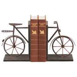 Industrial Bookends by Buildcom