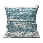 Landscape Pillow, Teal