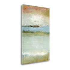 """""""Floating World"""" By Caroline Gold, Giclee Print on Gallery Wrap Canvas"""