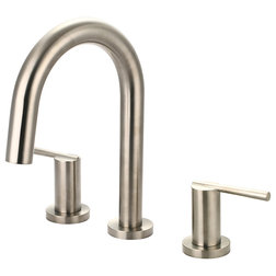 Contemporary Bathtub Faucets by Pioneer Industries, Inc.