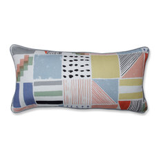 Amagansett Summer Bolster Throw Pillow