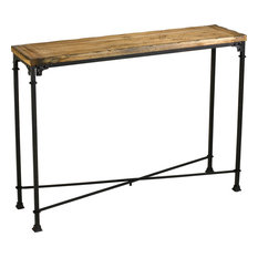 CYAN DESIGN - Cunningham Console, Rustic - Console Tables