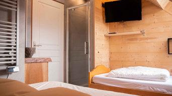 Un appartement Air B'n'B aux Deux Alpes