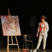 Photo de ARIELLE Artiste peintre