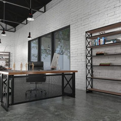 loft style office. Industrial Loft Style Office Space H