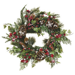 Traditional Wreaths And Garlands by KP Creek Gifts